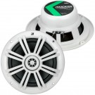 Kicker 41KM604W KM Series Coaxial Marine Speakers - Main