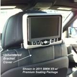 2009 - 2011 BMW X6 Rosen AV7700 Seat back mounted DVD system for Active Headrests