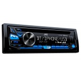 JVC KD-RD88BT Single DIN Bluetooth CD Receiver