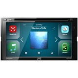 "JVC KW-V640BT 6.8"" Double DIN Car Stereo receiver with Android Auto and Apple Car Play"