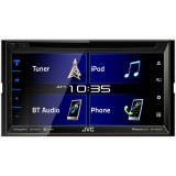 "JVC KW-V350BT 6.2"" Double DIN Car Stereo receiver"