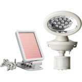 Maxsa 40217 Motion-Activated 14 LED Security Floodlight