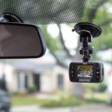 The Original Dash Cam Qube 4SK109 1080p HD Dash Cam - Installed