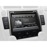 Rosen CS-CAMR12-US Factory Look 7 inch Double Din Navigation Receiver for 2012-2013 Toyota Camry Vehicles