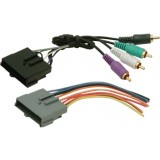Metra TurboWires 70-1768 Wiring Harness Ford, Lincoln and Mercury 1986-1993 Vehicles