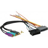 Metra TurboWires 70-1818 Wiring Harness Chrysler, Dodge, Jeep and Plymouth 1984-2002 Vehicles