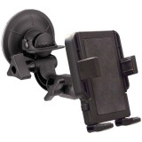 Panavise PortaGrip Phone Holder with 809-AMP Suction Cup Mount