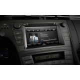 Rosen CS-PRIS12-US Factory Look 7 inch Double Din Navigation Receiver for 2012-2013 Toyota Prius Vehicles