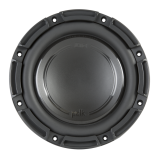 """Polk Audio DB842SVC DB+ Series 8"""" Dual Voice Coil Shallow Subwoofer with Marine Certification"""