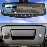 2007 - 2013 Chevy Silverado / Sierra Rear View Back Up Cameras - Complete Kit - 9002-9504