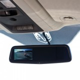 "Slimline OEM Auto Dimming Mirror with 3.5"" Display (Twist Off Mount) 9002-9618"