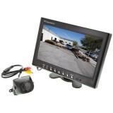 Safesite SC9903 Universal 9 inch Reverse back up camera system - Monitor & Camera