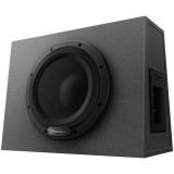 """Pioneer TS-WX1010A Sealed 10"""" 1,100-Watt Active Subwoofer with Built-in Amp"""