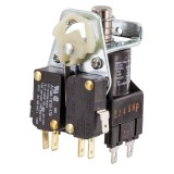 Porter and Brumfield S89R11DAC1-12 latching relay