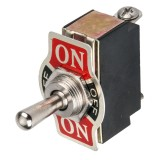Accele 183 Heavy Duty SPDT Toggle Switch - Front