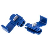 Blue Scotchlok Wire connector and tap for 14 - 16 gauge wire