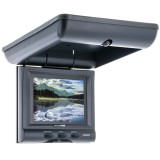 """Accelevision LCDFD56C 5.6"""" Overhead Flip down monitor with infrared transmitter"""