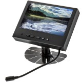 Accelevision LCDP7WM 7 Inch Widescreen Headrest LCD Monitor - Main