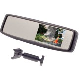 Accelevision RVM430G Glass Mount Rear View Mirror Monitor - Main