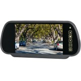 Accelevision RVM700 7 inch TFT LCD Rear View Mirror Monitor - Main