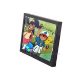 Accelevision LCDM15HNBS 15 inch Metal Housed Raw Module Color LCD Monitor with Flange Mounting