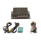 Accelevision LCDQUAD4SW QUAD Splitter and Switcher 4 Camera Inputs
