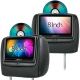 Audiovox HR8 8 inch DVD Headrest for 2009 - 2012 Lincoln MKS - Main