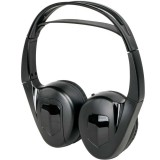 Audiovox IR2 Dual Channel Fold Flat IR Wireless Headphone