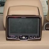 2007 - 2011 Mercedes ML350 - ML450H - ML550 Rosen AV7700 Seat back mounted DVD system