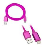 Axxess AX-LTNG-PK 3 foot USB to Apple Lightning Cable - Pink