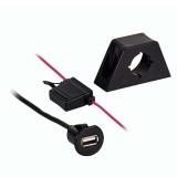 Metra AXM-USB-1PM Single 2.1 amp USB Charging Jack