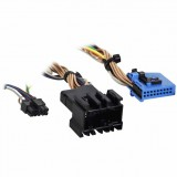 Axxess AXi-BMW18-R RGB interface harness for 1999 - 2010 BMW, 2002 - 2006 Mini, and 2003 - 2004 Range Rover