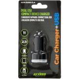 Metra AXM-2USB-CLA Dual USB Car Charger