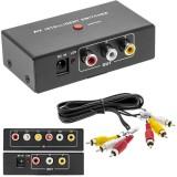 Beuler AVSW Smart 2 Input RCA Audio / Video auto switcher