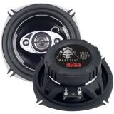 Boss Audio P55.4C Phantom Series Speakers with Electroplate Injection Cone 5.25""