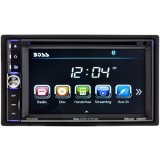 Boss Audio BV9358B Double DIN 6.2 inch In-Dash Monitor