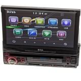 Boss Audio BV9976B Single DIN Motorized flip out car stereo - Main