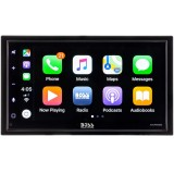 "Boss Audio BVCP9685A Digital Media Receiver with 6.75"" Capacitive Touchscreen Display, Apple Carplay and Android Auto"
