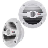 Boss Audio MR60W/AVA-MR60 2-Way Marine Speakers - Main