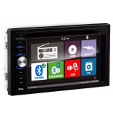 Boss Audio BV9366B Double DIN In-Dash Monitor - Main