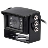 Boyo VTB301C Heavy Duty Commercial Back Up Camera with Night Vision with Parking-Guide Line