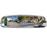 Boyo VTM43FL 4.3 Inch Frameless Rear View Mirror Monitor - Main