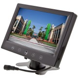 Clarus by Safesight TOP-SS-C218 9 inch Car LCD Monitor - Right Front view