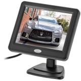 Clarus HR3501 3.5 inch Universal LCD Monitor with 2 Video Inputs