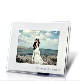 Quality Mobile Video Clarus TOP-CVKQ-F23 12 inch Digital Media play & Digital picture frame - Front of unit