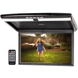 Clarus TOP-FD15HDMI 15.6 inch Overhead Roof-Mount LCD Flipdown Monitor with HDMI - Main