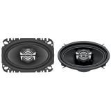 JVC CS-V4627 2-Way 4 x 6 inch Coaxial Car Speakers - Main