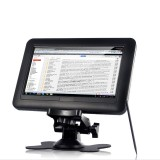 Chinavasion CVFQ-E205 Universal Portable 7 inch LCD Touchscreen USB Car Video and External Computer Monitor