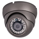 "Safesight TOP-SS-DCSNHD 1/3"" 2.1 Megapixel 1080p HD-SDI Panasonic Dome CCTV camera  - 12VDC"