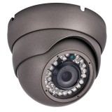 Safesight TOP-SS-DCT200 1080p HD-IP Dome Security camera - Front right view of camera